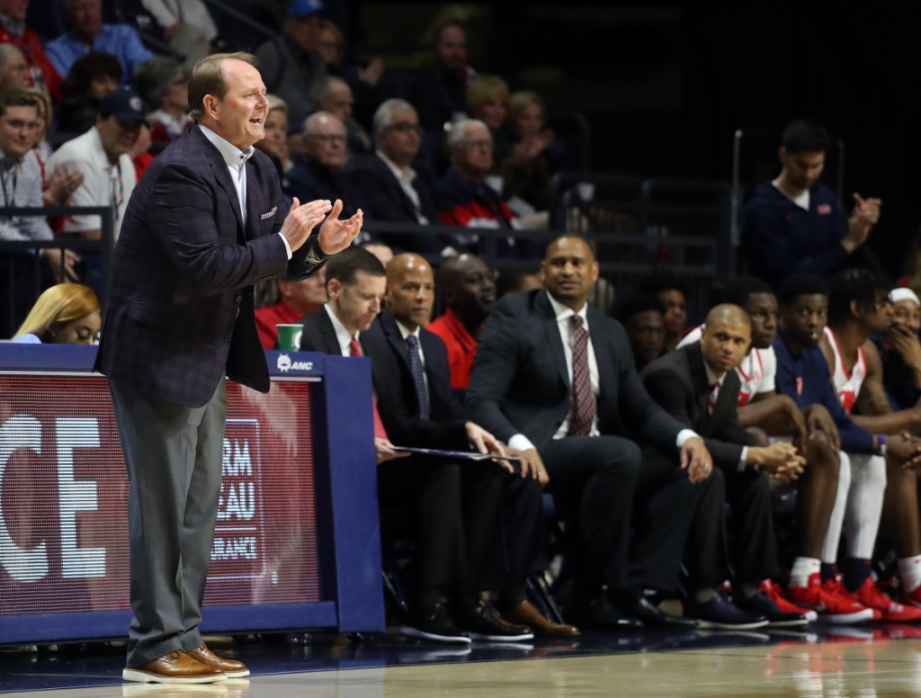 Ole Miss basketball coach Kermit Davis a difference-maker